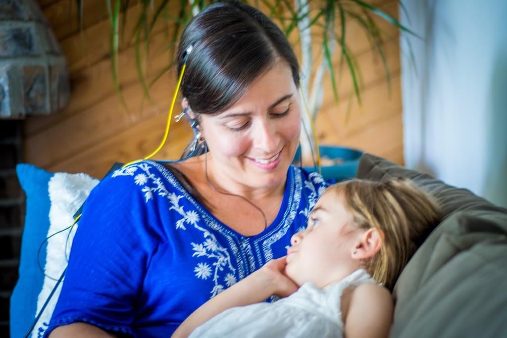 Mom And Child Neuroptimal Session