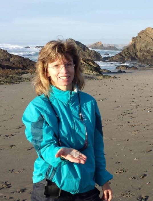 Rachel Haverkos On The Beach1